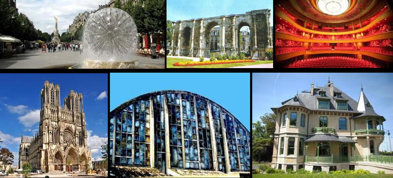 Reims ville des sacres bribes d 39 escapades - Piscine reims thiolettes ...