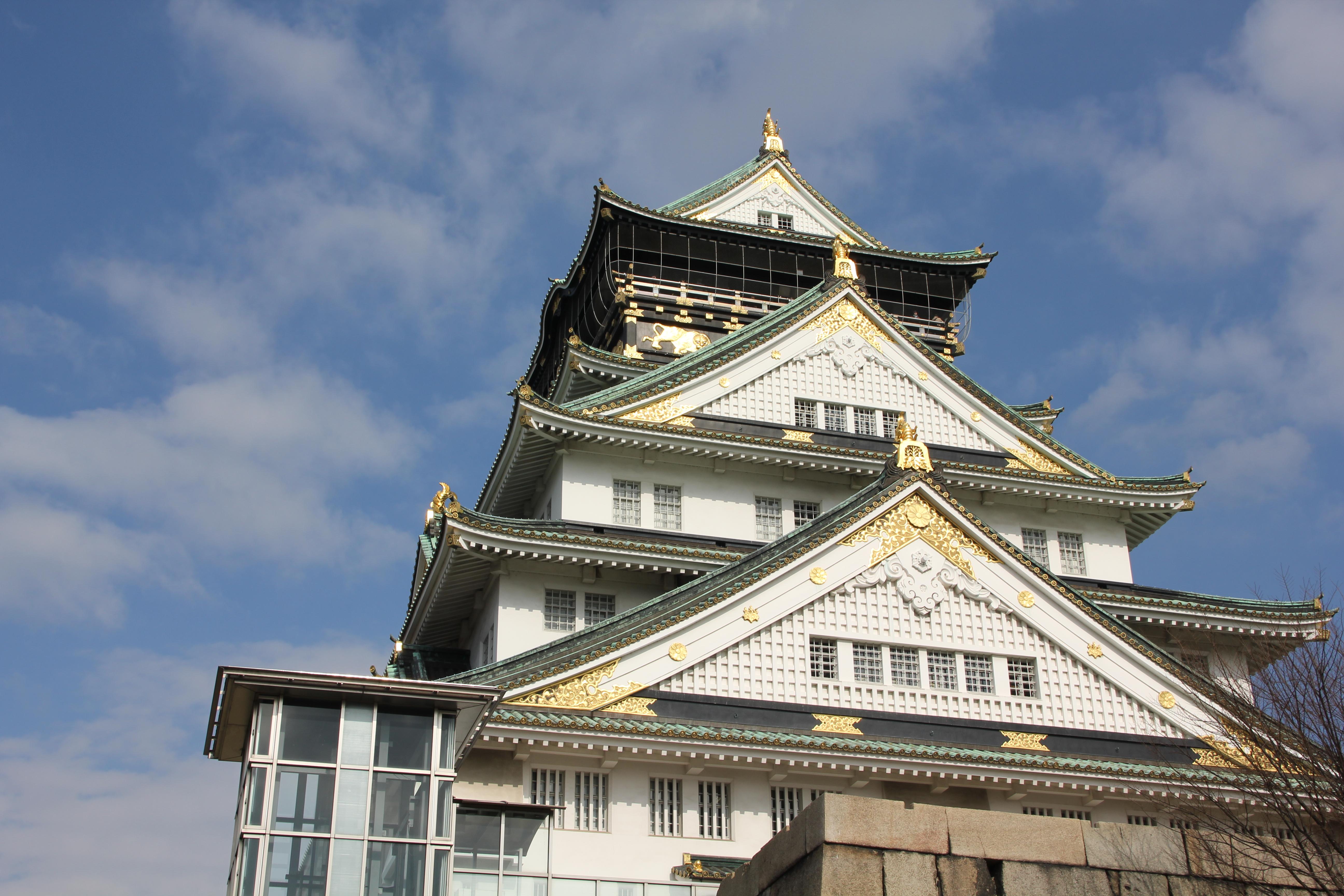Le Chateau d'Osaka ~ 大阪城