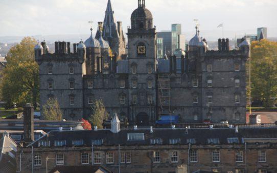 Edimbourg lieu de naissance d'Harry Potter
