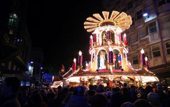 Le Marché de Noël de Birmingham