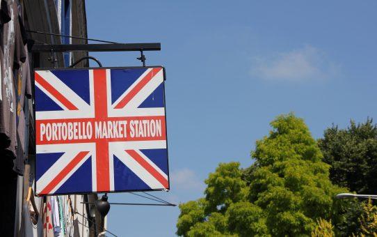 Un Samedi à Notting Hill